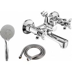 Смеситель Agger Retro A1921200 для ванны с душем