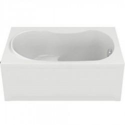 Акриловая ванна Bas Рио 120 см с сиденьем
