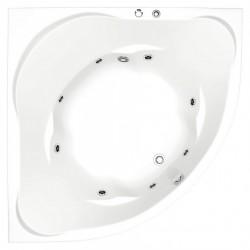 Акриловая ванна Bas Ривьера 161 см с г/м