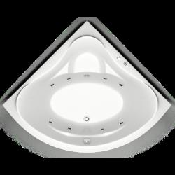 Акриловая ванна Bas Модена 150 см с г/м