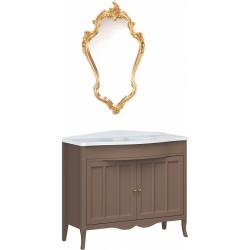 Комплект мебели Caprigo Marsel 100 шоколад