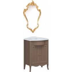 Комплект мебели Caprigo Marsel 60 шоколад