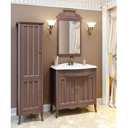 Комплект мебели Caprigo Marsel 80 шоколад