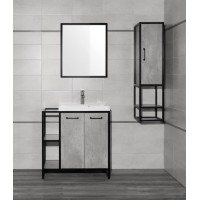 Комплект мебели Style Line Лофт 60/80 бетон
