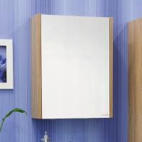 Зеркало-шкаф Sanflor Ларго 60 вяз швейцарский L