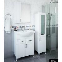 Комплект мебели Sanflor Глория 65 белая