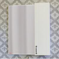 Зеркало-шкаф Sanflor Глория 65 R, белый