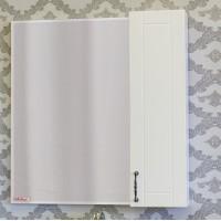 Зеркало-шкаф Sanflor Глория 85 R, белый
