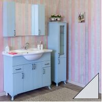Комплект мебели Sanflor Глория 105 белый