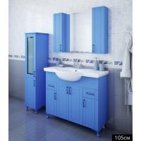 Комплект мебели Sanflor Глория 105 голубая