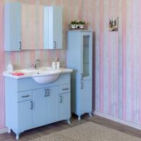 Комплект мебели Sanflor Глория 105 серая