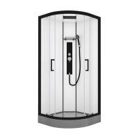 Душевая кабина Black&White Galaxy G8001