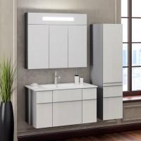 Комплект мебели Opadiris Кристалл 90 белый