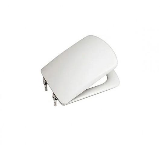 Крышка-сиденье Roca Dama Senso ZRU9302820 c микролифтом, петли хром