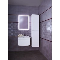Комплект мебели Бриклаер Вега 60, белый глянец