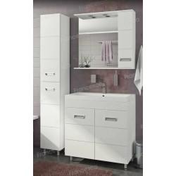 Комплект мебели Francesca Кубо 80 белый