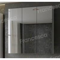 Зеркало-шкаф Francesca Милана 80