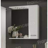 Зеркало-шкаф Francesca Альта 65