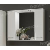 Зеркало-шкаф Francesca Альта 87