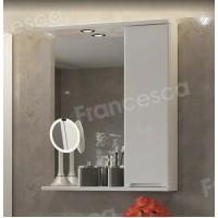 Зеркальный шкаф Francesca Фиоре 60