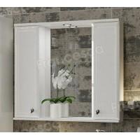 Зеркальный шкаф Francesca Монро 80