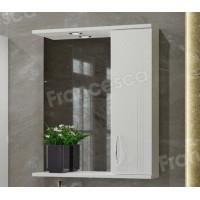 Зеркальный шкаф Francesca Stella 60