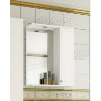 Шкаф-зеркало Francesca Венеция 55