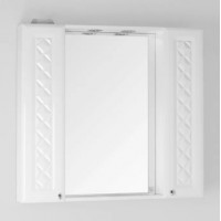 Зеркало-шкаф Style Line Канна Люкс 90