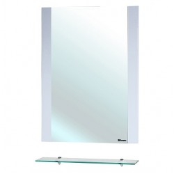 Зеркало Bellezza Рокко 50 белое