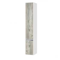 Шкаф-пенал AQUATON Капри L, бетон пайн