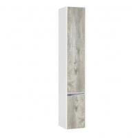 Шкаф-пенал AQUATON Капри R, бетон пайн