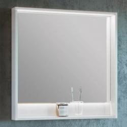 Зеркало AQUATON Капри 80 с подсветкой