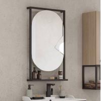 Зеркало AQUATON Лофт Фабрик 50 дуб эндгрейн