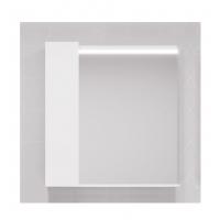 Зеркало-шкаф AQUATON Рене 80 с подсветкой