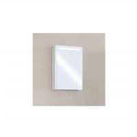 Зеркало-шкаф AQUATON Сильва 50 дуб полярный