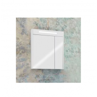 Зеркало-шкаф AQUATON Сильва 60 дуб полярный