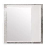 Зеркало-шкаф AQUATON Стоун 80 с подсветкой