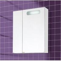 Зеркало-шкаф Vod-Ok Мальта 60 R, белый