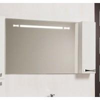 Зеркало-шкаф Акватон Диор 120 белый