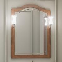 Зеркало Opadiris Лоренцо 80 светлый орех