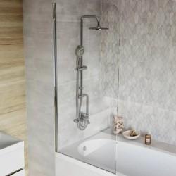 Шторка на ванну Aquanet Astra 150