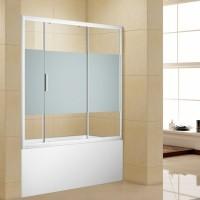 Шторка на ванну Aquanet Practic AE10-B-150H150U-CP