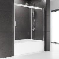 Шторка на ванну AM.PM Gem W90S-1501150MT