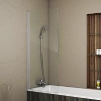Шторка на ванну Bravat Alfa BG070.1500AM 70x150