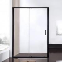 Душевая дверь в нишу Bravat Blackline 120х200