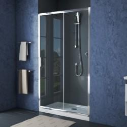 Душевая дверь в нишу Bravat Drop 120x200 раздвижная
