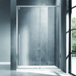 Душевая дверь в нишу Bravat Slimline 120х195
