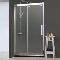 Душевая дверь в нишу Bravat Stream 120x200 одинарная