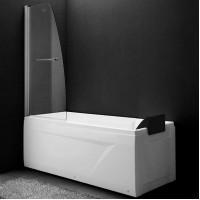 Шторка на ванну Gemy S03200 80 см