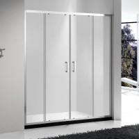Душевая дверь в нишу Gemy Victoria S30192D 180 см